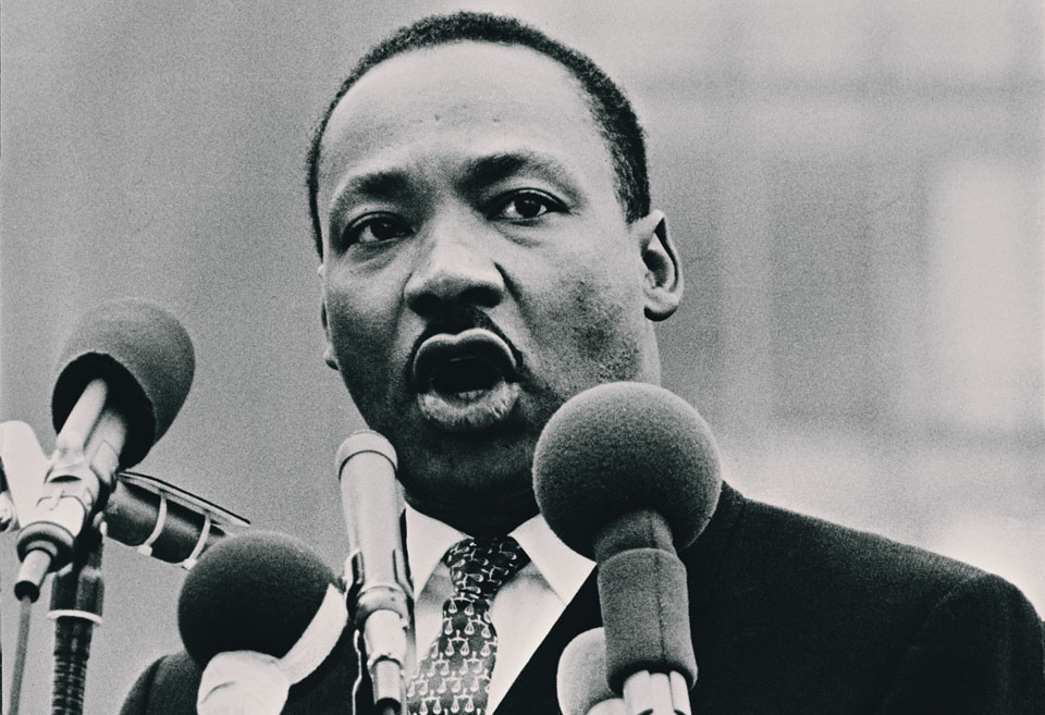 Spirituality and Social Action - Martin Luther King