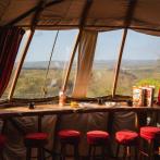 Larkhill Tipis & Yurts… a Secret Paradise!