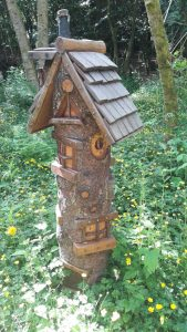 Larkhill Tipis & Yurts - Fairy House