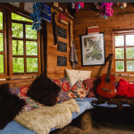 Larkhill Tipis & Yurts - Hang out spot